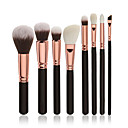preiswerte Make-up-Pinsel-Sets-8St Makeup Bürsten Professional Bürsten-Satz- / Rouge Pinsel / Lidschatten Pinsel Künstliches Haar Professionell / vollständige Bedeckung