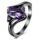 cheap Rings-Women's Ring - Alloy Fashion 8 Purple / Green / Blue LED For Party / Daily