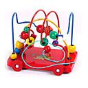 baratos Brinquedos Ábaco-Carros de Brinquedo Blocos de Construir Brinquedo Educativo 1pcs Circular Para Meninos Unisexo Brinquedos Dom