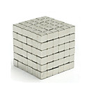 cheap Magnet Toys-216 pcs 5mm Magnet Toy Building Blocks Magic Cube Puzzle Cube Magnetic Adults' Boys' Girls' Toy Gift