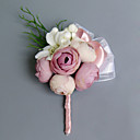 cheap Party Headpieces-Wedding Flowers Bouquets / Boutonnieres / Unique Wedding Décor Wedding / Special Occasion / Party / Evening Material / Lace / Satin 0-20cm