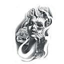 preiswerte Temporäre Tattoos-1 pcs Tattoo Aufkleber Temporary Tattoos Wasserfest / Non Toxic Körperkunst Arm