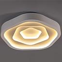 baratos Luminárias de Teto-Montagem do Fluxo Luz Descendente - Regulável, LED, Dimmable Com Controle Remoto, 110-120V / 220-240V, Dimmable Com Controle Remoto,