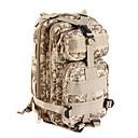 tanie Adidasy męskie-25 L plecak - Wodoodporny, Zdatny do noszenia, Wielofunkcyjne Na wolnym powietrzu Kemping i turystyka, Sport i rekreacja, Podróżowanie Brązowe moro