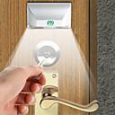hesapli LED Şerit Işıklar-Ywxlight® mutfak ışık led pil altında kabine kapı anahtar ışıkları modern mini hareket sensörü ışıkları gece ışıkları dc 12 v