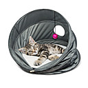 cheap Cat Beds & Carriers-Cat Bed Pet Baskets Solid Colored Breathable / Foldable Gray For Pets