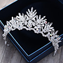 cheap Party Headpieces-Crystal / Rhinestone / Alloy Tiaras / Headbands / Headwear with Floral 1pc Wedding / Special Occasion / Outdoor Headpiece / Hair Pin