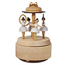 cheap Music Boxes-Jeancard Music Box Classic Kid's Adults Kids Gift Unisex