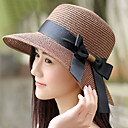 cheap Party Headpieces-Women's Street chic Sun Hat - Solid Colored