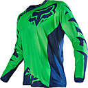 Недорогие Бахилы и нарукавники-Fox мотоцикл off-road t-shirt с длинными рукавами верховая езда скорость off вне спортивная повседневная одежда