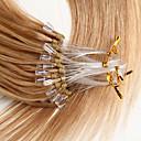 baratos Tranças de Cabelo-Febay Micro Extensão em Anel Extensões de cabelo humano Liso Cabelo Humano
