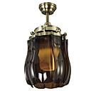 baratos Ventiladores de Teto-Ecolight™ Ventilador de teto Luz Ambiente - LED Designers, Moderno / Contemporâneo, 110-120V 220-240V Lâmpada Incluída