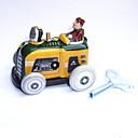abordables Juguetes de Cuerda-Coches de juguete Juguete de Cuerda Hierro Metal 1 pcs Piezas Niños Juguet Regalo