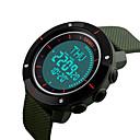 baratos Smartwatches-Relógio inteligente YY1216 para Suspensão Longa / Impermeável / Bússula / Multifunções / Esportivo Temporizador / Cronómetro / Relogio Despertador / Cronógrafo / Calendário