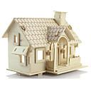preiswerte Modelle & Modell Kits-3D - Puzzle Spaß Holz Klassisch Kinder Unisex Spielzeuge Geschenk