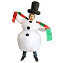 preiswerte Wand-Sticker-Cosplay Kostüme Haloween Figuren Maskerade Herrn Damen Film Cosplay Gymnastikanzug / Einteiler Ventilator Halloween Karneval Kindertag Polyester