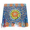 preiswerte Labyrinth & Puzzles-Holzlabyrinth Bausteine Magnetische Labyrinthe Bildungsspielsachen Quadratisch Magnetisch Klassisch Jungen Spielzeuge Geschenk