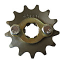 cheap Ignition Parts-Modified 428 13Tooth Motocross Dirt Pit Bike Engine Front Sprockets 428 Chain 17MM