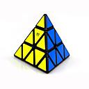 halpa Rubik's Cubes-Rubikin kuutio QI YI Warrior pyraminx Tasainen nopeus Cube Rubikin kuutio Puzzle Cube kilpailu Lahja Unisex