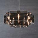 billige Vedhæng Lys-QINGMING® 6-Light Lysestager Ned Lys Malede finish Metal designere 110-120V / 220-240V Pære ikke Inkluderet / E12 / E14