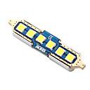 billige Signallys til bil-SO.K 4stk T11 Bil Elpærer 2 W SMD 3030 250 lm LED interiør Lights