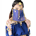 cheap Dance Accessories-Belly Dance Veil Women's Performance Polyester Sequin Veil