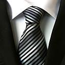 cheap Men's Accessories-Men's All Neckwear Stripes Necktie - Striped