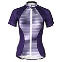 cheap Cycling Jerseys-ILPALADINO Women's Short Sleeve Cycling Jersey Bike Jersey, Quick Dry, Ultraviolet Resistant, Sweat-wicking Polyester