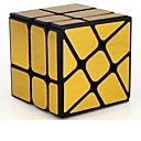 baratos Luzes Pingente-Rubik's Cube MoYu Mirror Cube 3*3*3 Cubo Macio de Velocidade Cubos mágicos Antiestresse Brinquedo Educativo Cubo Mágico Adesivo Liso Crianças Adulto Brinquedos Unisexo Para Meninos Para Meninas Dom