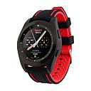 baratos Smartwatches-G6 Relógio inteligente Android iOS Bluetooth Bluetooth 4.0 Esportivo Monitor de Batimento Cardíaco Tela de toque Calorias Queimadas Chamadas com Mão Livre Cronómetro Aviso de Chamada Monitor de