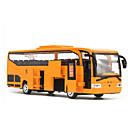 baratos Carros de brinquedo-MZ Carros de Brinquedo Ônibus Carro Ônibus Luz LED Simulação Música e luz Unisexo Para Meninos Para Meninas Brinquedos Dom