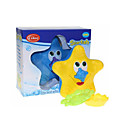 cheap Bath Toys-Bath Toy Star Electric Plastics Kid's Gift