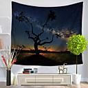 preiswerte Wandteppiche-Landschaft Wand-Dekor 100% Polyester Mit Mustern Wandkunst, Wandteppiche Dekoration