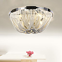 cheap Chandeliers-UMEI™ 6-Light Flush Mount Ambient Light - Designers, 110-120V / 220-240V Bulb Not Included / 10-15㎡ / E12 / E14