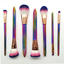 cheap LED Recessed Lights-7 Makeup Brushes Professional Makeup Brush Set / Blush Brush / Eyeshadow Brush Synthetic Hair Plastic