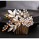cheap Clutches & Evening Bags-Hair Combs Headpiece Wedding Party Elegant Classical Feminine Style