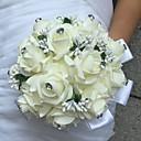 billige Bryllupsblomster-Bryllupsblomster Buketter / Andre / Kunstig blomst Bryllup / Fest / aften Materiale / Blonde 0-20cm