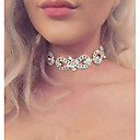 cheap Earrings-Women's Choker Necklace - Infinity Luxury, Fashion, Euramerican Gold, Silver Necklace For Wedding, Party
