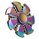 baratos Spinners de mão-Spinners de mão / Mão Spinner Por matar o tempo / O stress e ansiedade alívio / Brinquedo foco Girador de Anel Metalic Clássico Peças Adulto Dom