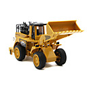 cheap Building Blocks-Construction Truck Set Excavator Wheel Loader Toy Truck Construction Vehicle Toy Car Die-Cast Vehicle Metal Alloy ABS Unisex Kid's Toy