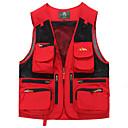 preiswerte Softshell, Fleece & Wanderjacken-Herrn Weste für Wanderer Außen Wasserdicht Atmungsaktiv Jacke Oberteile Camping & Wandern Angeln