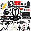 cheap Accessories For GoPro-Accessory Kit For Gopro 67 in 1 / Outdoor / Multi-function For Action Camera Gopro 6 / All Gopro / Xiaomi Camera Ski / Snowboard /