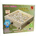 preiswerte Labyrinth & Puzzles-Spielzeuge Spielzeuge Quadratisch Holz Stücke Unisex Geschenk
