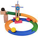 baratos Pistas para Bolas de Gude-Pistas para Bolinhas de Gude Plásticos De madeira Crianças Brinquedos Dom 1 pcs