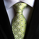cheap Men's Accessories-Men's Neckwear Necktie - Houndstooth