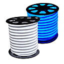 cheap LED String Lights-HKV 5m Flexible LED Light Strips 300 LEDs 2835 SMD Warm White / White / Blue Cuttable / Waterproof 220 V / 110 V / IP65