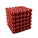 cheap Artificial Flower-216 pcs 5mm Magnet Toy Building Blocks / Puzzle Cube / Neodymium Magnet Alloy Magnetic Teen / Adults' Gift