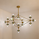 cheap Floral/Botanical Paintings-Sputnik Chandelier Ambient Light - Mini Style, 110-120V / 220-240V Bulb Not Included / 40-50㎡ / E26 / E27