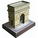 cheap Wooden Puzzles-3D Puzzle Paper Model Famous buildings DIY Hard Card Paper Kid's Unisex Gift