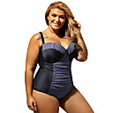 cheap Wetsuits, Diving Suits & Rash Guard Shirts-Women's One Piece Swimsuit Lightweight Materials, Reduces Chafing, Stretch Tactel Swimwear Beach Wear Bodysuit Patchwork Swimming / Diving / Surfing